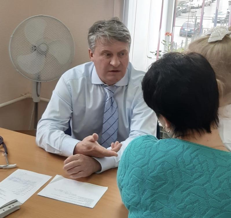 Консультация детского сердечно-сосудистого хирурга из Челябинского федерального центра