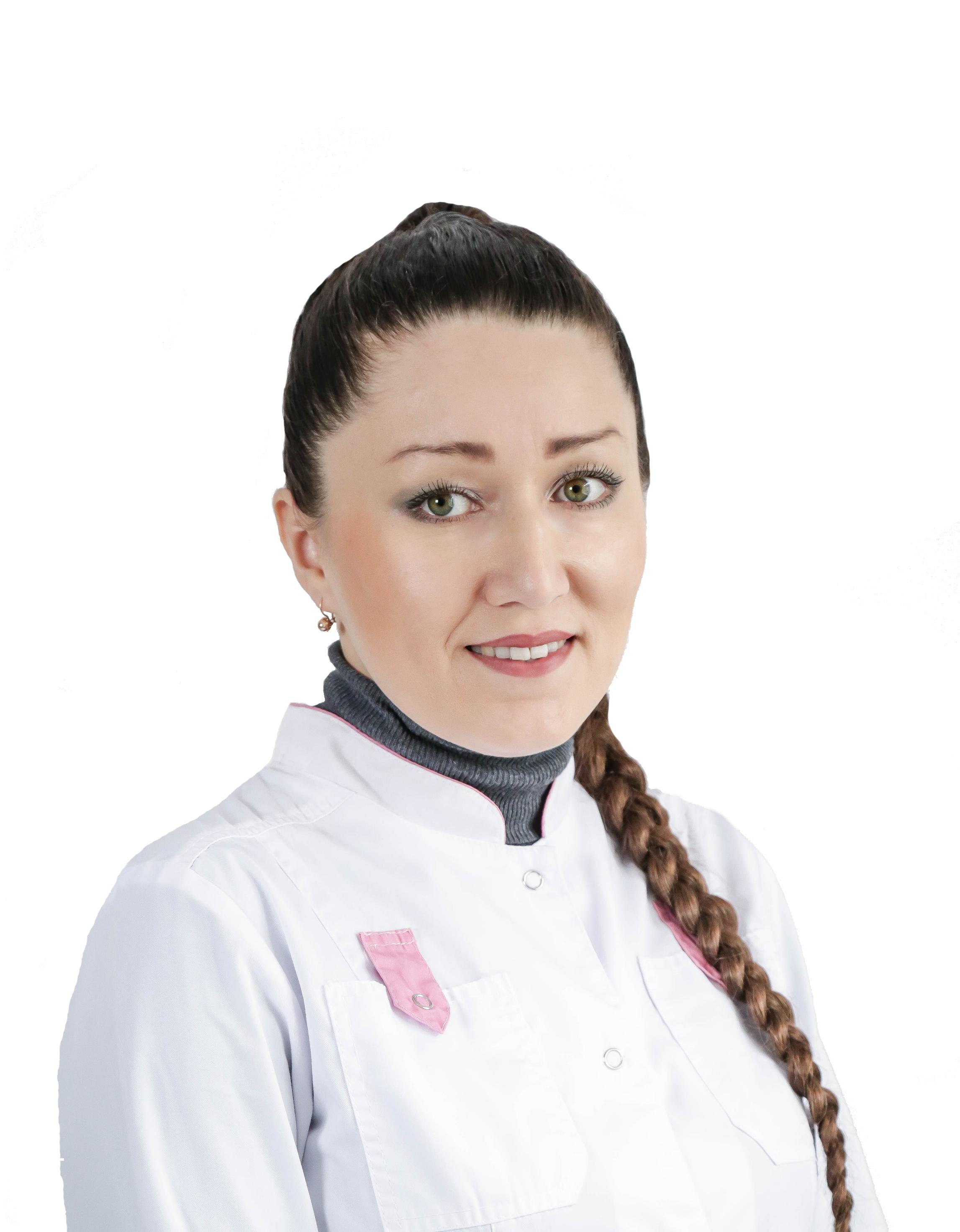 Яхудина Альфинур Талгатовна